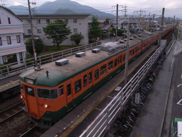 浜松行き普通列車