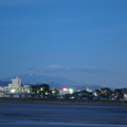 宵の富士山