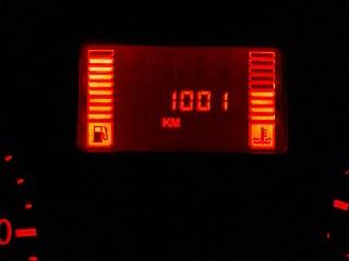 1,001km